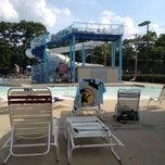 Photo taken at Gary Morava Recreation Center by Julie M. on 7/3/2012
