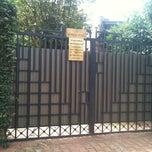 Photo taken at Walnut Doors (U) Ltd by Amako A. on 7/12/2012