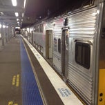 Photo taken at Bankstown Station by Kaine T. on 9/6/2012