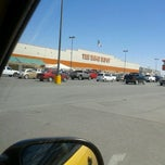Photo taken at The Home Depot by Miguel B. on 4/15/2012
