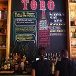 Photo taken at Toro by Katrina K. on 7/13/2012