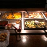 Photo taken at Hibachi Grill & Buffet by Derek P. on 9/5/2012