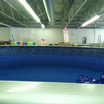 Photo taken at Branch Brook Pool Store by James T. on 3/18/2012