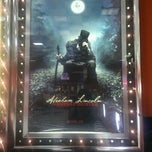 Photo taken at Cinemark Springfield Square Cinema 10 by LADYxMADonna on 7/13/2012