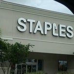 Photo taken at Staples by Mary S. on 5/29/2012