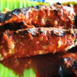 Photo taken at Medan Ikan Bakar Parameswara by Sambal Pedas on 4/29/2012