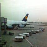 Photo taken at Gate C16 by Henrik . on 3/13/2012