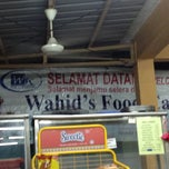 Photo taken at Wahid's Food Cafe by Zana A. on 4/24/2012