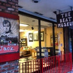 Photo taken at The Beat Museum by mobob on 9/1/2012
