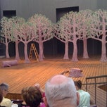 Photo taken at Illinois Shakespeare Festival by Brian L. on 7/28/2012