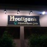 Photo taken at Houligan's by Brandon on 4/26/2012