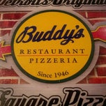 Photo taken at Buddy's Pizza by Matthew G. on 6/9/2012