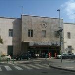 Photo taken at Estació de Tarragona by Raitis on 8/9/2012