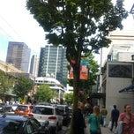 Photo taken at Zara Man by allan a. on 6/23/2012