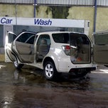 Photo taken at Carissa Car Wash by dewa a. on 3/22/2012