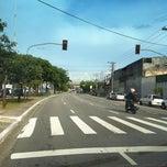 Photo taken at Avenida Zaki Narchi by Amanda M. on 3/27/2012