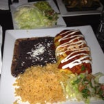 Photo taken at Arriba Arriba Mexican Restaurant - Queens by Shantae M. on 7/8/2012