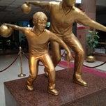 Photo taken at IBC - International Bowling Center by Eslam C. on 8/31/2012