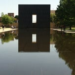 Photo taken at Oklahoma City National Memorial & Museum by Liz B. on 9/3/2012