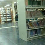 Photo taken at Biblioteca U. Católica del Maule by Martin M. on 9/10/2012