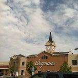 Photo taken at Wegmans by Tiffany E. on 4/28/2012