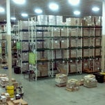 Photo taken at Greater Chicago Food Depository by Kate H. on 8/8/2012