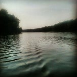 Photo taken at Seneca Creek State Park by Vishva P. on 7/11/2012