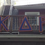 Photo taken at Kappa Delta Rho by Justin N. on 4/25/2012