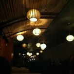 Photo taken at RAW Sushi & Sake Lounge by Annie F. on 4/24/2012