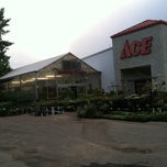 Photo taken at Ace Hardware by Toph M. on 5/31/2012