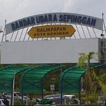 Photo taken at Sepinggan International Airport (BPN) by Ughe G. on 2/9/2012