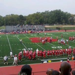Photo taken at Shaker Heights High School by Scott D. on 9/1/2012
