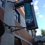 Photo taken at Adobe Cafe by Jeff A. on 4/17/2012
