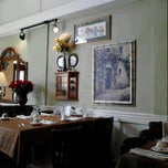 Photo taken at Cozy Tea by Jennifer P. on 8/6/2012