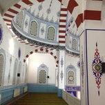 Photo taken at Etiler Camii by E on 8/13/2012