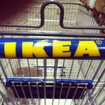 Photo taken at IKEA by Simone F. on 8/5/2012