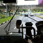 Photo taken at SBS Transit: Bus 12 by Daniel B. on 3/5/2012