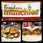 Photo taken at Broadway Munchies by Lou The Chef on 7/11/2012