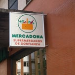 Photo taken at Mercadona by Angel S. on 8/9/2012