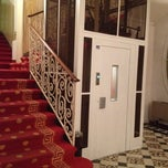 Photo taken at Hotel Byron by Dan C. on 4/19/2012