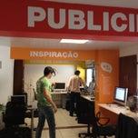 Photo taken at Strauss Comunicação by Pedro G. on 4/19/2012