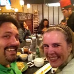 Photo taken at Ninja Japanese Steakhouse & Sushi by Clint S. on 2/17/2012