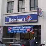 Photo taken at Domino's Pizza by Bigman M. on 9/6/2012