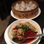 Photo taken at Hutong Dumpling Bar by Adam F. on 3/12/2012