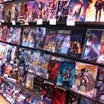 Photo taken at Midtown Comics by Bruna F. on 6/14/2012