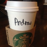 Photo taken at Starbucks by Andrew H. on 2/29/2012
