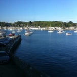Photo taken at Greenbank Hotel Falmouth (England) by Peter G. on 5/21/2012