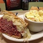 Photo taken at Jason's Deli by Nick N. on 8/12/2012