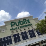 Photo taken at Publix Super Market at Baldwin Park by Jim G. on 4/29/2012