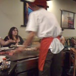 Photo taken at Osaka Japanese Restaurant by Sabrina B. on 5/12/2012